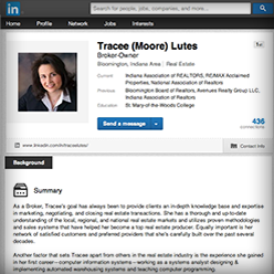 Connect with Tracee Lutes on LinkedIn